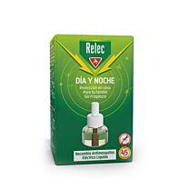 Relec dÍa y noche, recambio antimosquitos elÉctrico lÍquido (35 ml)