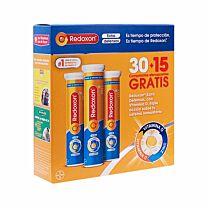 Redoxon 30+15 comprimidos efervescentes