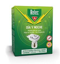 Relec dÍa y noche, antimosquitos elÉctrico lÍquido