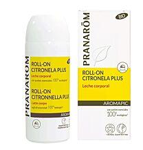 Pranarom roll-on citronella plus, 75 ml