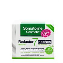 Somatoline reductor 7 noches natural 400 ml