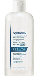 Squanorm champÚ  anticaspa caspa seca - ducray (125 ml)
