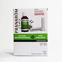 Pranarom  soluciÓn defensas naturales (30 ml) + stick inhalador gratis