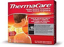 Thermacare parches tÉrmicos cuello (2 unidades)