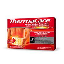Thermacare parches tÉrmicos zona lumbar y cadera (2 unidades)