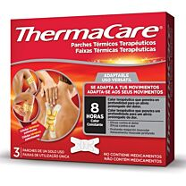 Thermacare adaptable - parches termicos (3 parches)