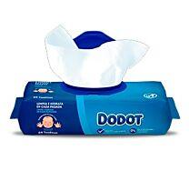 Dodot toallitas  de limpieza (64 unidades)