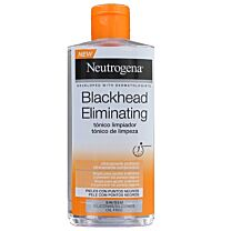 Neutrogena blackhead eliminating, tÓnico limpiador, 200 ml