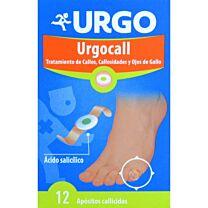 Urgocall aposito callicida con a salicilico - (12 sobres individuales)