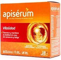 Apiserum vitalidad, 18 viales