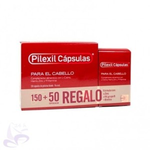 champú anticaída de Pilexil