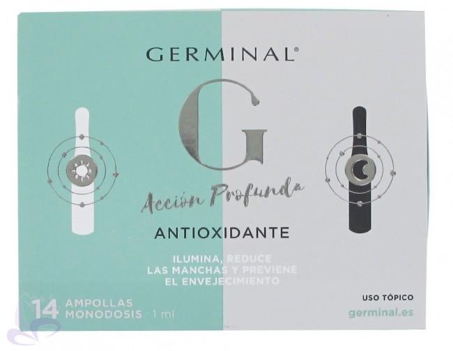 Germinal Acción Profunda antioxidante