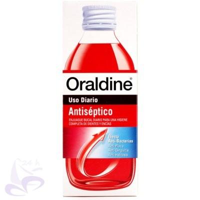 Colutorios Oraldine antiséptico